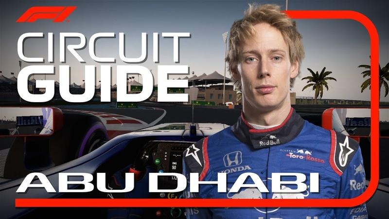 Brendon Hartley's Virtual Hot Lap of Yas Marina | 2018 Abu Dhabi Grand Prix