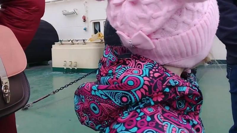Ладин ролик про прогулку на ледокол.