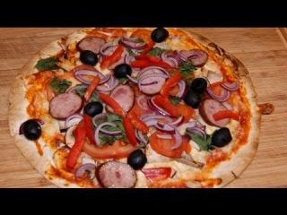 Jak zrobić Pizzę ! Przepis dla Studenta