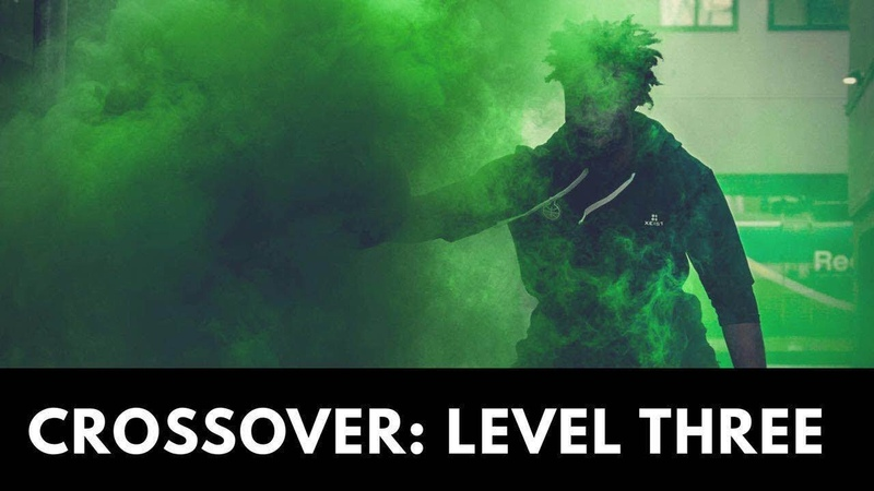 BLOW BY YOUR DEFENDERS WITH THESE MOVES!! CROSSOVER TUTORIAL LVL 3