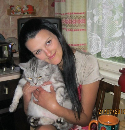 Аня Иванова, 25 марта , Москва, id213837093