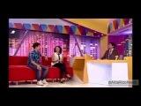 Alba Rico y Facundo Gambande en The U mix Show con Dani Martins