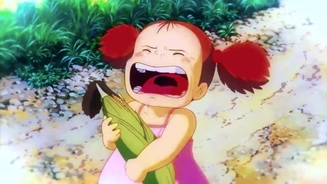 Gamma of emotions from Studio Ghibli