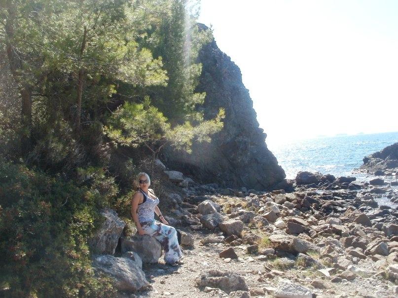 Мои путешествия. Елена Руденко. Остров Фасалис. 2011 г. MMEs1xG7roo
