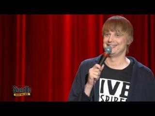 Stand Up: Слава Комиссаренко - О пьющих девушках, своих родителях и приколах в подъезде