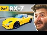 Въехать в суть. Все, что вам нужно знать о Mazda RX-7 [BMIRussian]