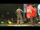 Slim Boogie vs KITE DANCE@LIVE 2013 JAPAN FINAL FREESTYLE【FINAL】
