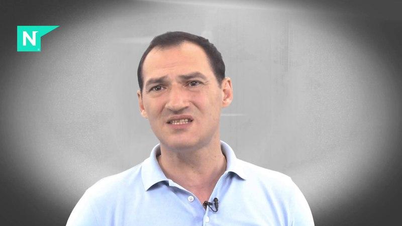 Роман Бабаян: Майдан в Армении - мир сошел с ума