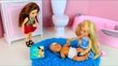 КОГДА МАМА НЕ ХОЧЕТ СЕСТРИЧКУ Мультик Барби Сериал Куклы Игрушки для девочек IkuklaTV школа