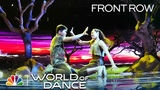 Sean &amp Kaycee Front Row, Divisional Final - World of Dance 2018 (Digital Exclusive)