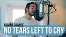 ARIANA GRANDE - No Tears Left To Cry (french version Api lyrics)