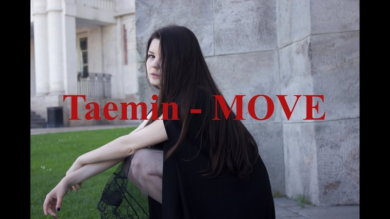 Taemin - MOVE cover by Katy Step [first learning of dance][training]