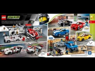 LEGO Catalog 2016 2HY - Новинки Лего