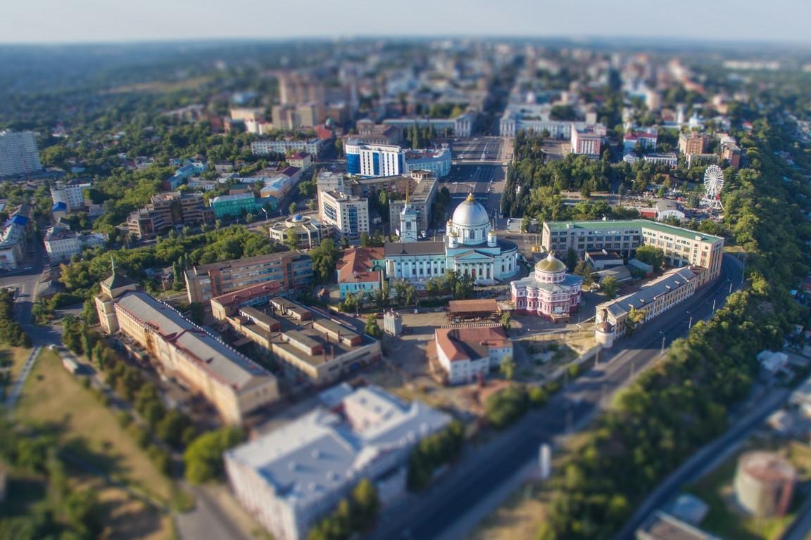 На архитектурный конкурс по восстановлению исторического центра Курска поступило 74 заявки