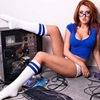 Web-Girl