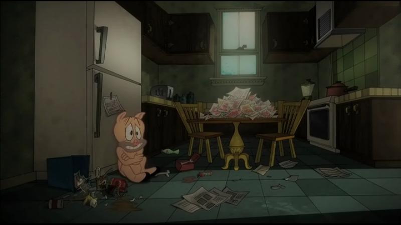 The looney tunes show | бедный Порки