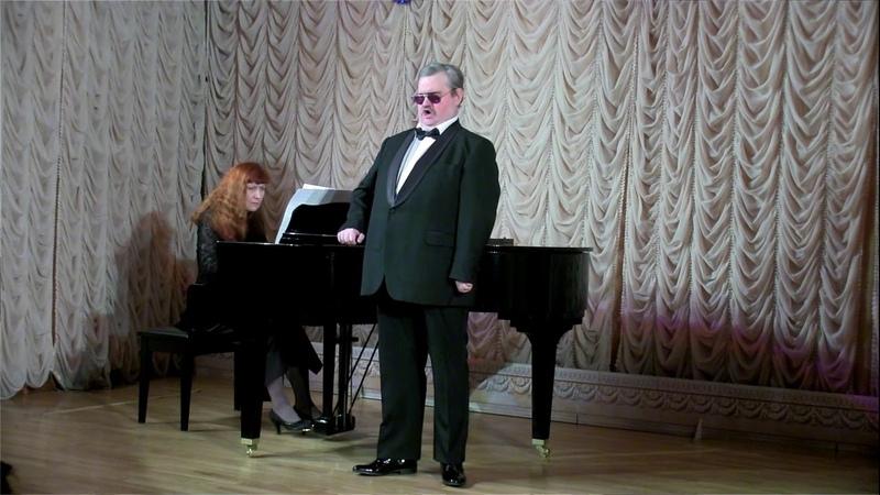 Г.Свиридов Робин на стихи Р.Бёрнса