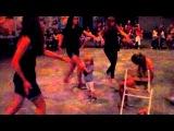 Сборный танец двух отрядов Camp Dream (последний вечер) 2013