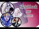 Sketchbook ARF MOLESKINE