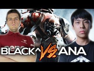 9k OG.ana vs. 8k fL.Black^ PUDGE | INFINITE HOOK ACTION