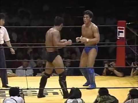 Pancrase Frank Shamrock vs Yuki Kondo (1996)