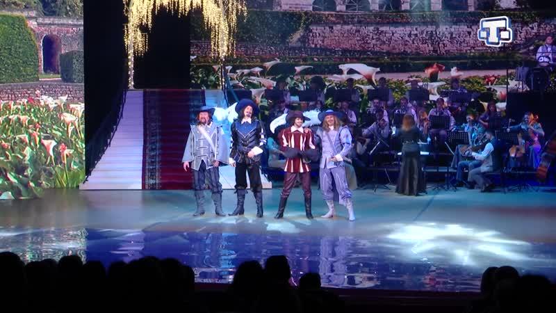 2019 год в России официально объявлен Годом театра