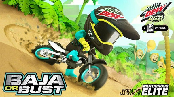 Скачать  Baja or Bust by DEW & MX Elite для android