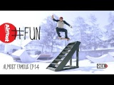 Daewon Song, Youness Amrani & More - Almost Famous Ep. 14