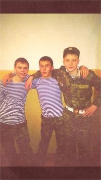 Мишка Андреев, 3 апреля , Иркутск, id195302508