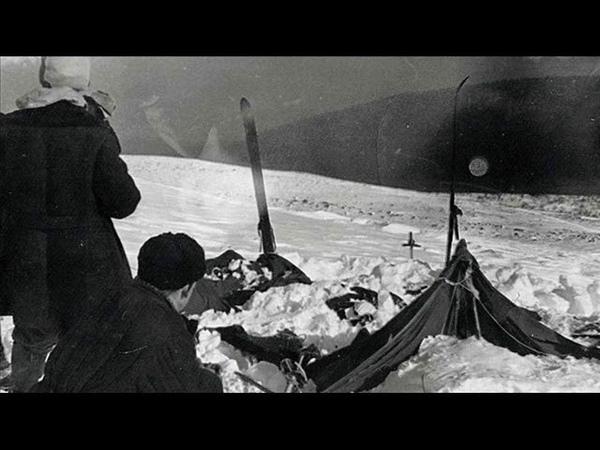 22 Уральская Голгофа Палатку никто не разрезал.... кроме поисковиков
