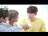 [BTS] Wanna One за кадром съёмки реалити-шоу Wanna One Go на Чеджу (10.04.18)