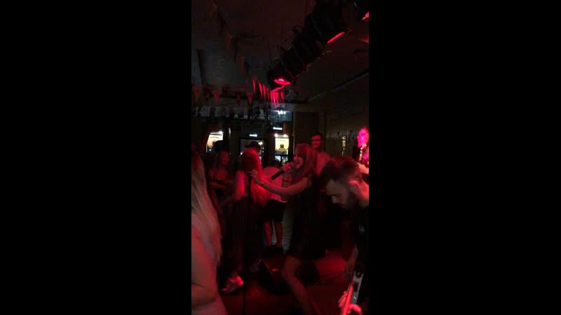 Кавер группа Легенда в Trinity Irish pub г. Казань - Медведица