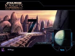 Прохождение Star Wars KoToR - Прощай Тарис (Часть 7)