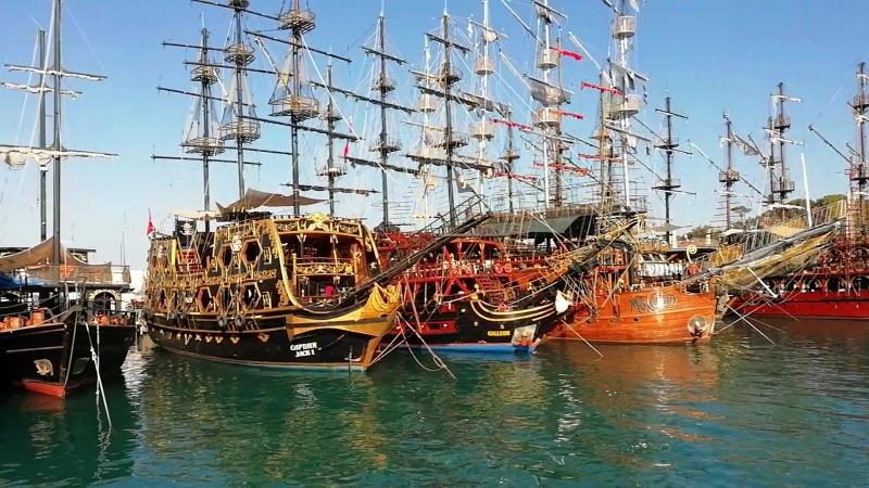 Возвращение в порт Марина
