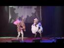 1.4.1.Abhora и Acid Betty (Drag Queens) - Птичья Личность и Кислотное Копытце, косплей-команда 69 SCREAMING CATS FALLING OUT OF