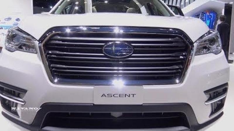2019 Subaru Acsent AWD Limited - Exterior And Interior Walkaround