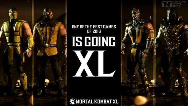 Премьера нового трейлера | «Mortal Kombat XL»