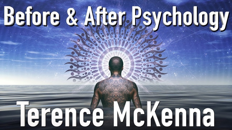 Terence McKenna - Hallucinogens Before and After Psychology (Video Lecture)