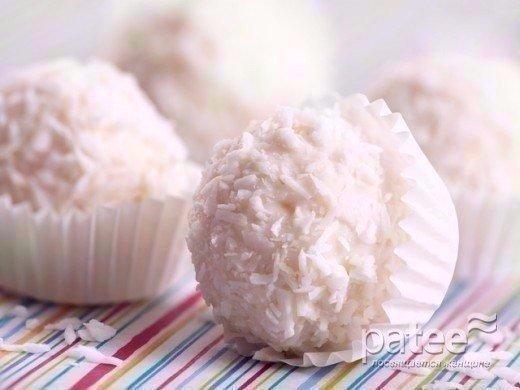 """Самый простой рецепт приготовления домашних конфеток """"Рафаэлло"""" Приготовление: 1."""