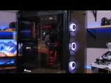 [Paul's Hardware] Building a PC in the Corsair 570X Tempered Glass Case