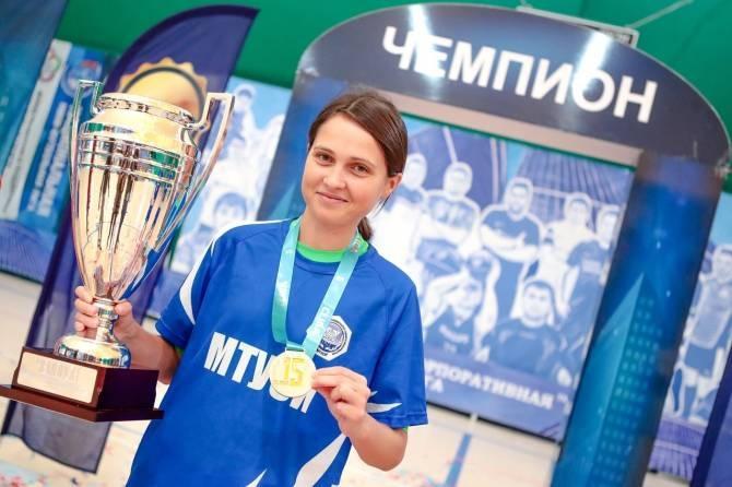 Брянская футболистка Иветта Акулова выиграла два кубка в Москве