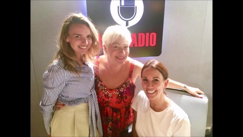Nadine Coyle interview on Talk Radio 15 07 18