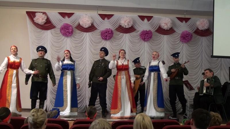 Станичники анс ЗЛАТО рук Якимович О В