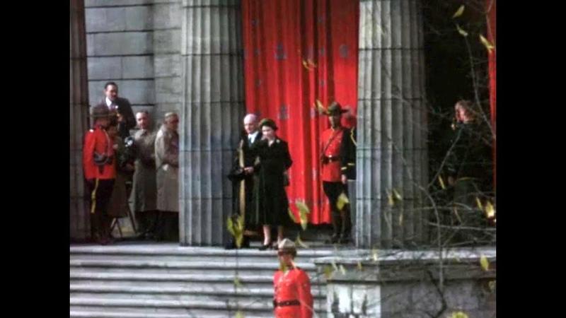 Royal Visit (October, 1951): Princess Elizabeth Duke of Edinburgh visit McGill University