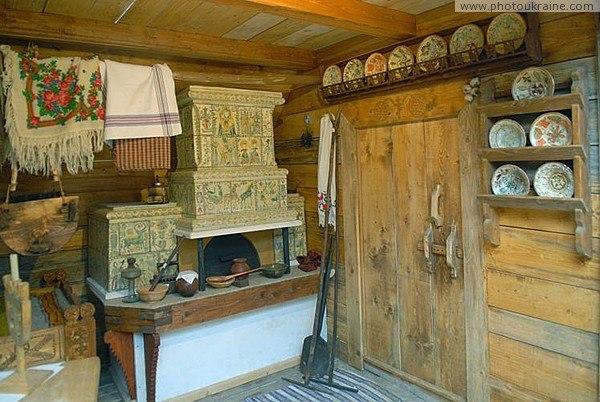 Кухня у наших предков