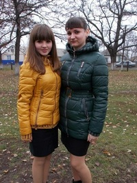 Светлана Вовк, 15 сентября 1997, Хорол, id137961789