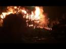 Пожар на Биокомбинате 14.03.17