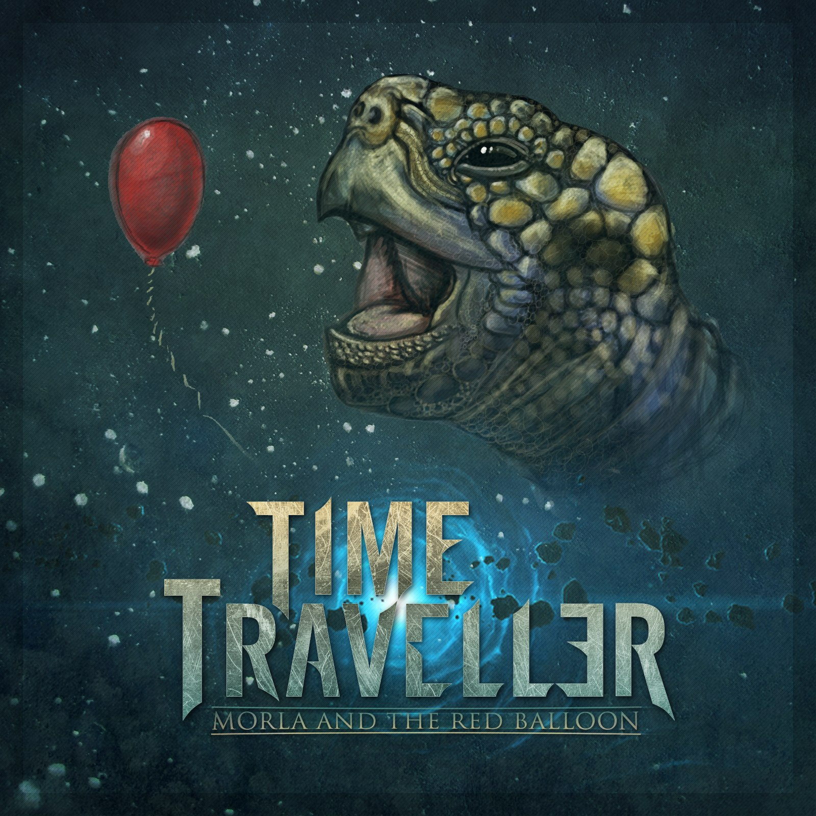 Time Traveller - Morla And The Red Balloon [EP] (2013)
