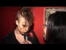 [Красный Воробей] Готы интервью.Красный воробей. Видеопанк.