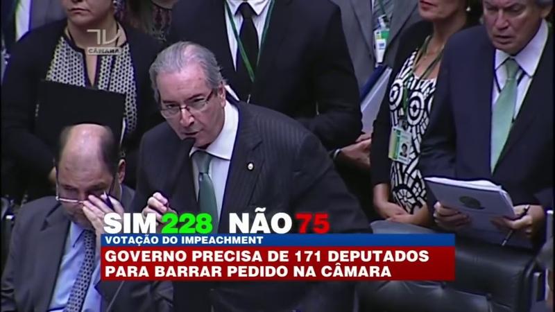 Eduardo Cunha - Que Deus tenha misericórdia dessa nação